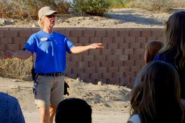 Guided walking tours at The Living Desert Zoo and Gardens. Click for more details.