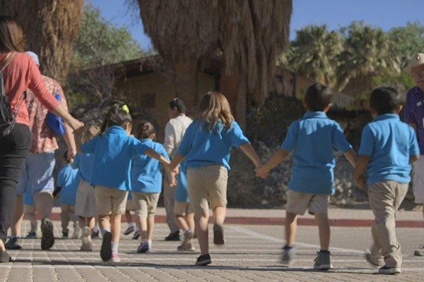 Conservation education at efforts at The Living Desert Zoo and Gardens. Click to learn more.