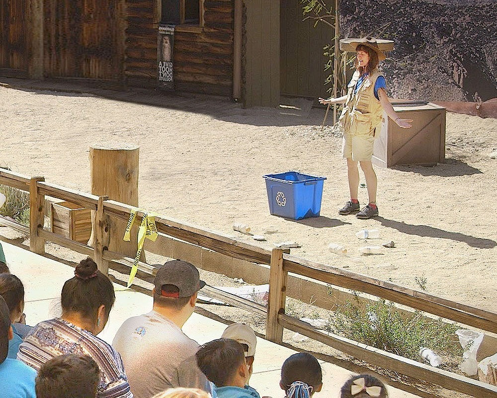 Educator resources at The Living Desert Zoo and Gardens.