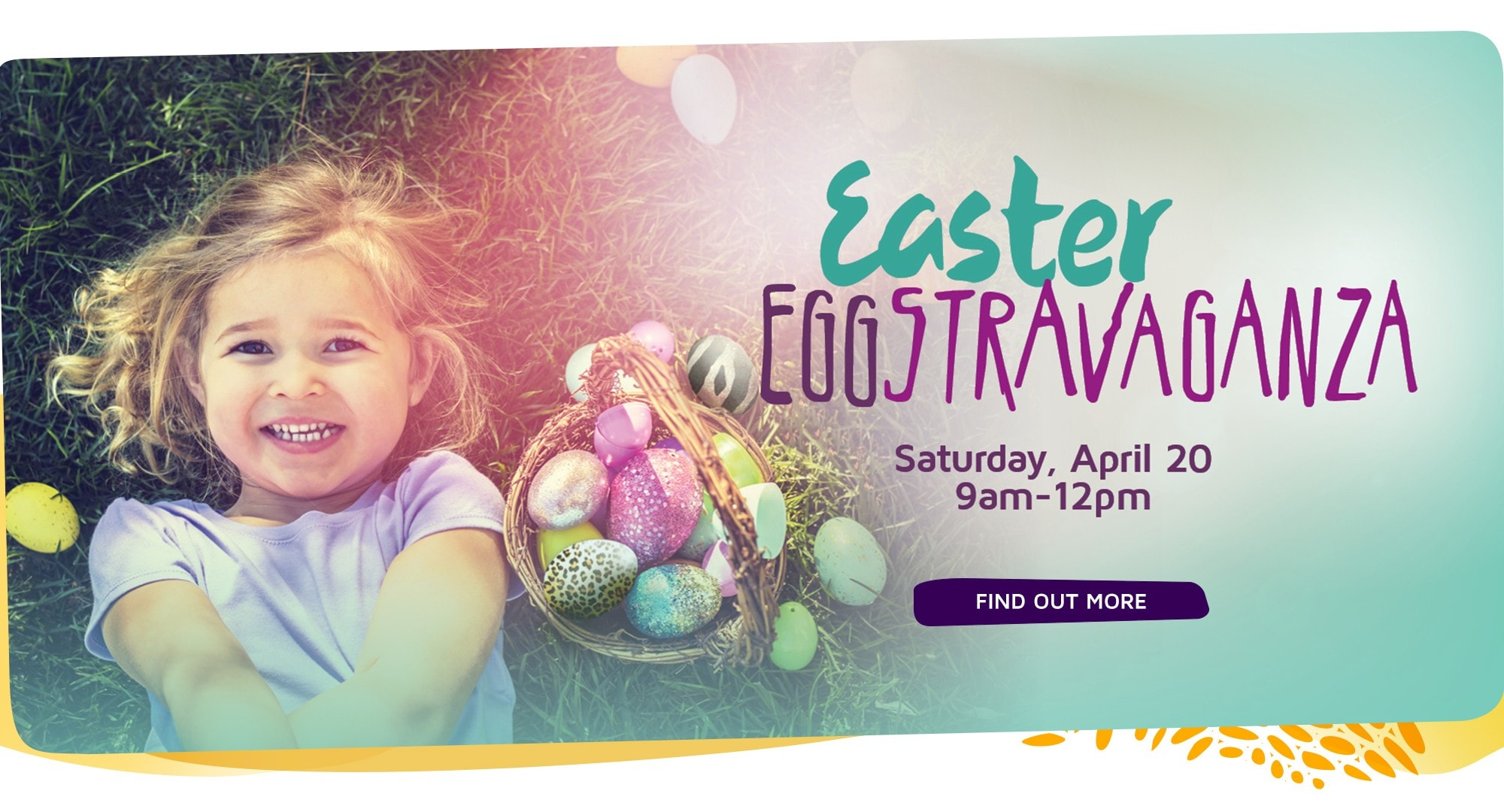 Easter Eggstravaganza at The Living Desert | Saturday, April 20
