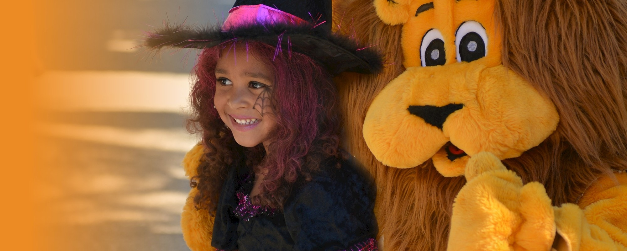 Celebrate a not so spooky Halloween with The Living Desert Zoo and Gardens.