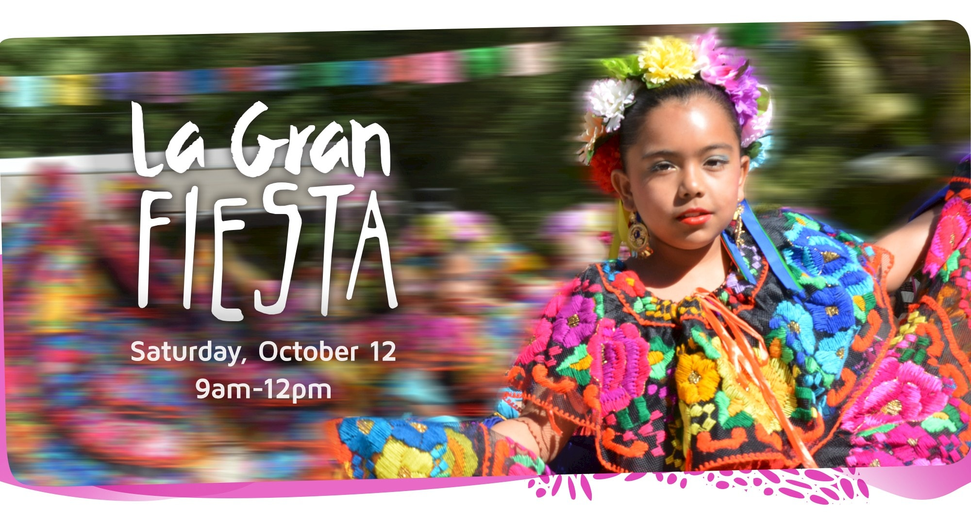 Celebrate Hispanic Heritage month with delicious food, mariachi bands and more. Click for more information.