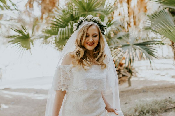 Wedding and Party Planning at The Living Desert Zoo and Gardens