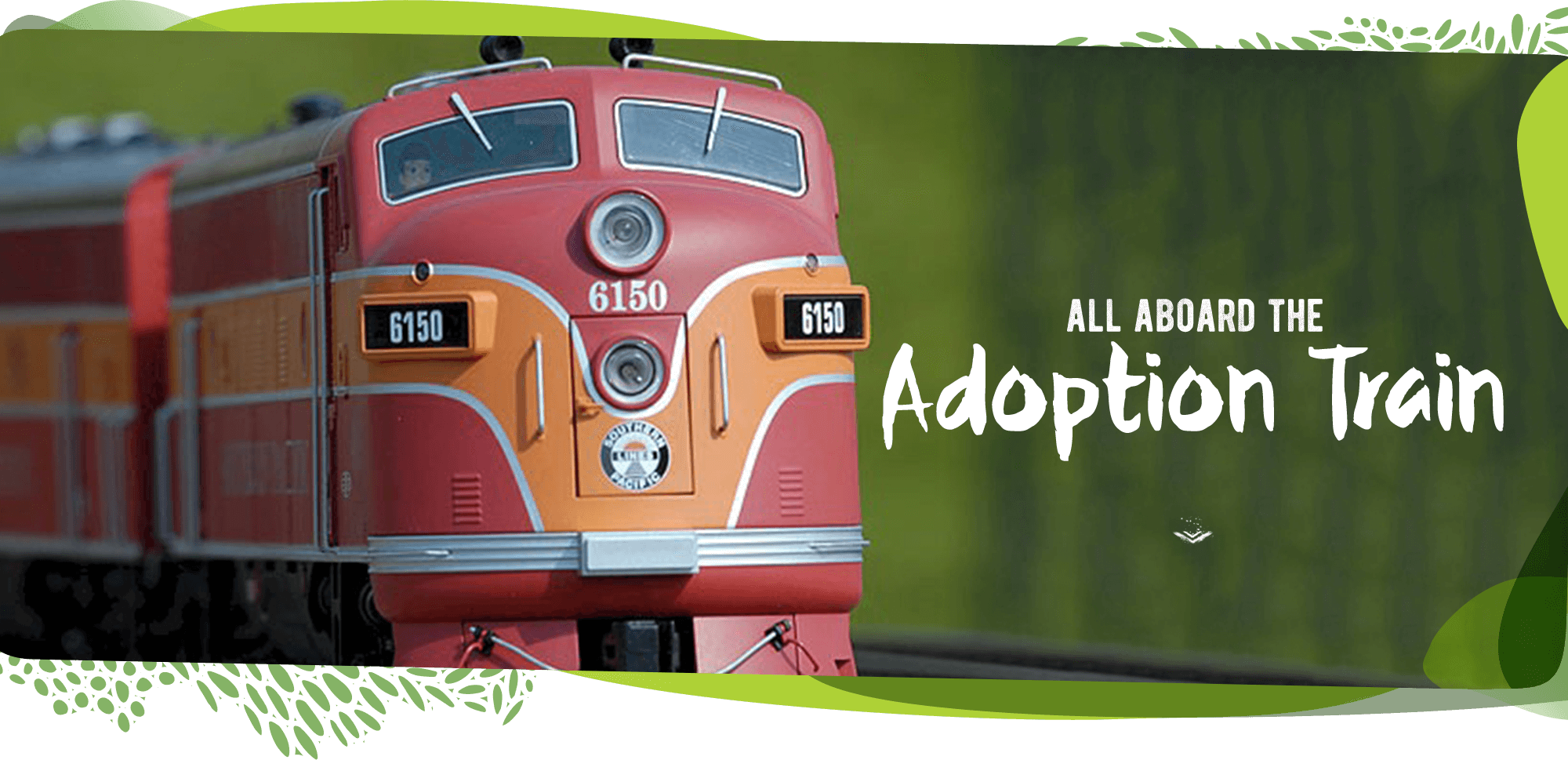 All Aboard the Adoption Train